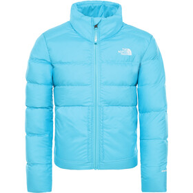 The North Face Andes Down Jacket Jenter Turquoise Blue